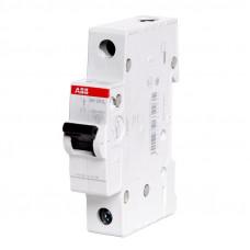 Выключатель автоматический однополюсный 10А С SH201L 4.5кА
