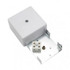 Коробка монтажная огнестойкая КМ-О(2к) - IP41 (КМ-О(2к)-IP41)