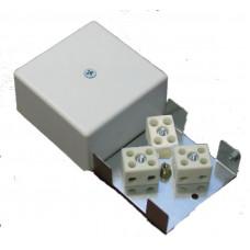 Коробка монтажная огнестойкая КМ-О(6к) - IP41 72х72 (КМ-О(6к) IP41)