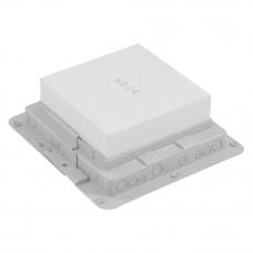 Коробка монтажная для лючков 24 модуля (89632)