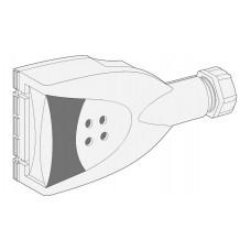 Коробка ответвительная 10А (KBC10DCB20)