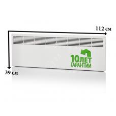 Конвектор 1500W с механическим термостатом IP21 389мм