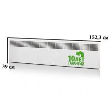 Конвектор 2000W с механическим термостатом IP21 389мм