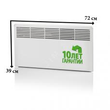 Конвектор 750W с механическим термостатом IP21 389мм