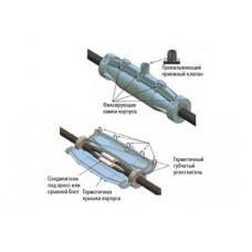 Муфта соединительная 4х1.5мм.кв - 4х10мм.кв/5х1.5мм.кв - 5х6мм.кв до 1кВ Scotchcast 91 (7000035337)