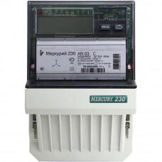 Счетчик электроэнергии Меркурий 230 АRT-01 PQRSIN