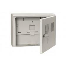 Щит учетно-распределительный навесной ЩУРн-1х2 IP54 ЩУ-2 1 дверь (MKM51-N-02-54)