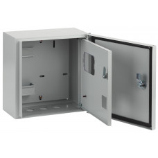 Щит учетно-распределительный навесной ЩУРн-1 IP54 ЩУ-1 2 двери (MKM51-N-04-54)