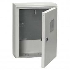 Щит учетно-распределительный навесной ЩУРн-3 IP54 ЩУ-3 1 дверь (MKM51-N-03-54)