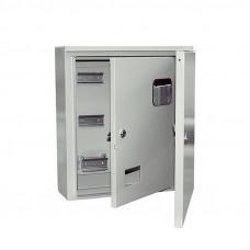 Щит учетно-распределительный навесной ЩУРн-3 IP54 ЩУ-3 2 двери (MKM51-N-09-54)