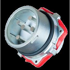 Штекер DS2, механизм, 250А, 380-440V, 3P+E, металл, IP67 (3928013600)