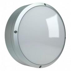 Светильник NBT STAR 11 F118 таблетка под КЛЛ 18w G24d-2 IP65 серый без решетки